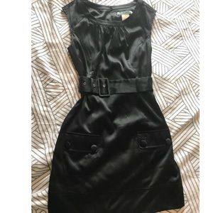 Marciano black sleeveless dress